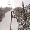 Patrol day at Loveland Ski Area